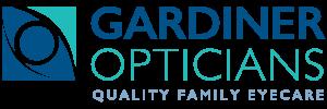 Gardiner Opticians Logo