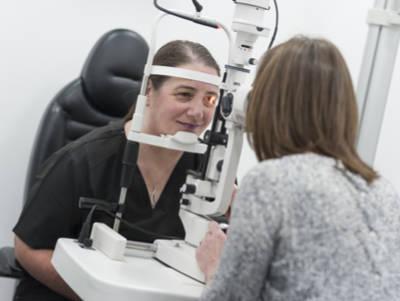 Comprehensive Eye Tests