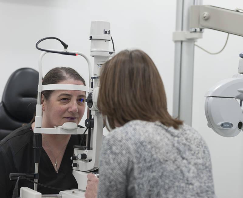 Your Eye Examination at Gardiner Opticians